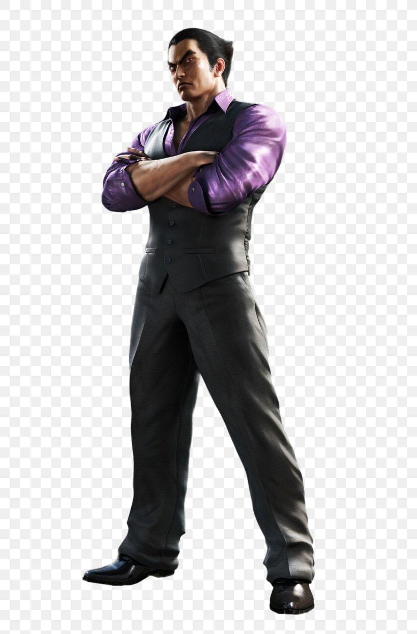 Street Fighter X Tekken Kazuya Mishima Heihachi Mishima Tekken