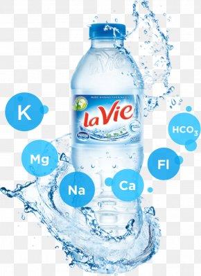 Đại Lý Quế Anh Mineral Water Drinking Water Bottled WaterLa Vie - Công Ty Vương Anh Phát PNG