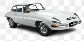Jaguar E Type Coupe Car - Jaguar E-Type Jaguar Cars Jaguar F-Type PNG