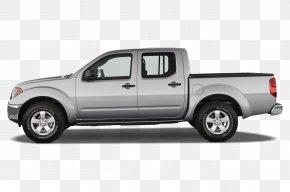Pickup Truck - Nissan Car Pickup Truck Mitsubishi Four-wheel Drive PNG