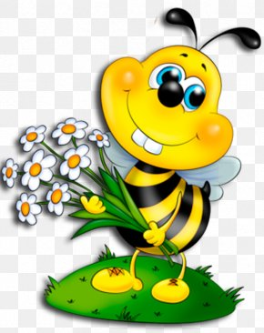 Bee - Bee Tuesday Morning Clip Art PNG
