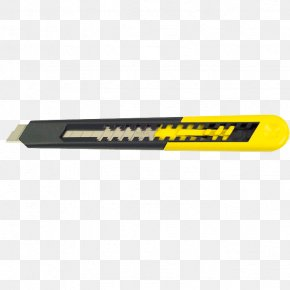 Utility Knife Tool - Utility Knife Stanley Hand Tools Blade PNG