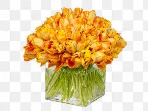 Flower Decoration - Floral Design Tulip Cut Flowers Flower Bouquet Artificial Flower PNG