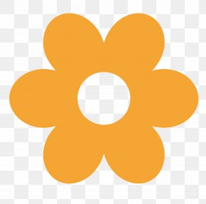 Transparent Flower Cliparts - Flower Yellow Clip Art PNG