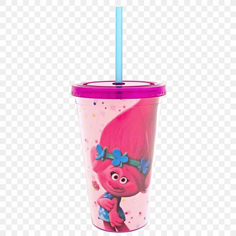 Cup Trolls Drinking Straw Plastic Tumbler, PNG, 1200x1200px, Cup, Dreamworks Animation, Drinking Straw, Drinkware, Juice Download Free