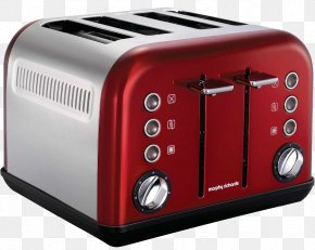 Morphy Richards - Morphy Richards Accents 4 Slice Toaster MORPHY RICHARDS Toaster Accent 4 Discs Home Appliance PNG