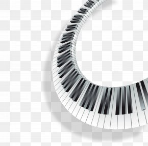Piano Keys - Piano Musical Keyboard PNG