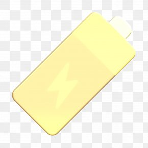 Rectangle Material Property - Aa Icon Battery Icon Charge Icon PNG