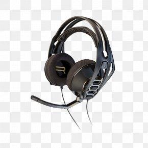 Headphones - Plantronics RIG 500HD Plantronics RIG 500E Plantronics Gaming Headset RIG 100HS Gaming Headset Plantronics RIG 500HX PNG