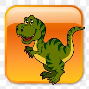 Dinosaur - Tyrannosaurus Dinosaur Cartoon Vector Graphics Clip Art PNG