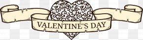 Valentine Font VALENTINES,DAY - Valentines Day Heart Font PNG