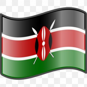 Flag - Flag Of Kenya Wikimedia Commons Flag Of Saint Vincent And The Grenadines PNG