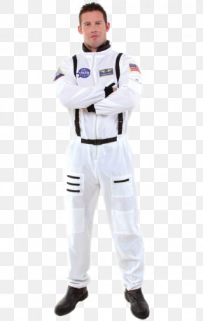 Astronaut Costume - Halloween Costume Astronaut Clothing Dress-up PNG