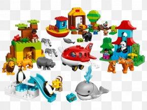 Toy - LEGO 10805 DUPLO Around The World Lego Duplo Toy Kiddiwinks LEGO Store (Forest Glade House) PNG