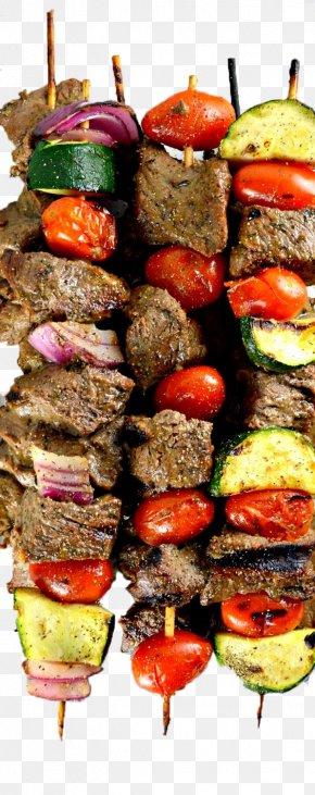 Some Skewers - Shish Kebab Barbecue Turkish Cuisine Steak PNG