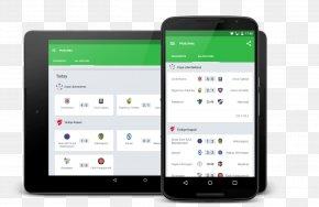 App Design Material - Smartphone Mobile App Mobile Phones Football Material Design PNG
