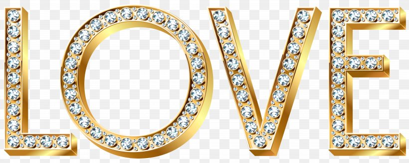 Gold Diamond Clip Art, PNG, 8000x3204px, Gold, Attitude, Brand, Diamond, Heart Download Free