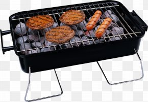 Grill - Barbecue Grill Grilling Hibachi Cooking Griddle PNG
