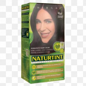 Hair - Chestnut Hair Coloring Human Hair Color Mahogany PNG