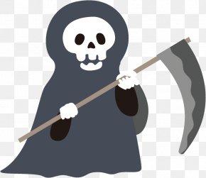 Axe Cartoon - Halloween Ghost PNG
