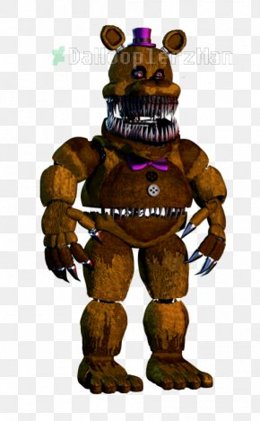 Five Nights At Freddy's Poster - Five Nights At Freddy's 4 Ultimate Custom Night Five Nights At Freddy's 3 Nightmare PNG