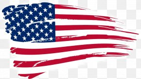 American - Flag Of The United States Independence Day Physical Fitness Parade PNG
