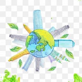 Diagram World - Green World Diagram PNG