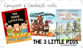 Big Bad Wolf The Three Little Pigs - Los Tres Pequeños Jabalíes The Three Little Wolves And The Big Bad Pig The True Story Of The 3 Little Pigs! The Three Little Pigs Fairy Tale PNG