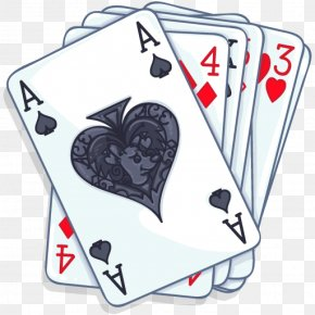Deck Of Cards - Playing Card Card Game Hearts Spades PNG