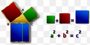 High School Mathematics - Pythagorean Theorem Euclid's Elements Euclidean Geometry Clip Art PNG