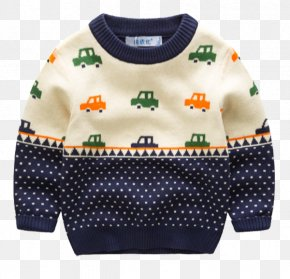 Fall And Winter Clothes Cotton Baby Sweater - Sleeve Sweater Outerwear Child Winter Clothing PNG