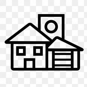 Residential - House Matthews Building Clip Art PNG