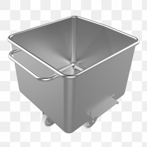 Container - Plastic Rubbish Bins & Waste Paper Baskets Stainless Steel Container Sink PNG