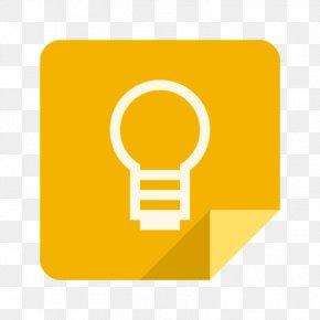 Google - Google Keep G Suite Wear OS PNG