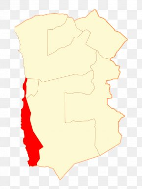 Iquique Capital City North Map PNG