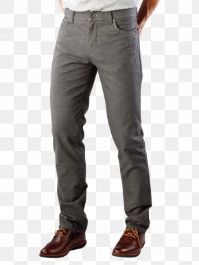 Gray Jeans Denim - Jeans Denim Pants Clothing Boot PNG