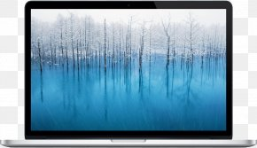 Macbook - MacBook Pro 13-inch Laptop Retina Display PNG