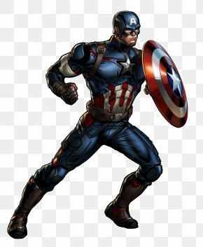 Captain America - Marvel: Avengers Alliance Marvel Ultimate Alliance 2 Captain America Hulk Iron Man PNG