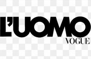 Vogue Logo - Men's Vogue Magazine Fashion Vogue Italia PNG