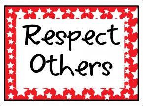 Word Respect Cliparts - Respect Property FlowVella Clip Art PNG