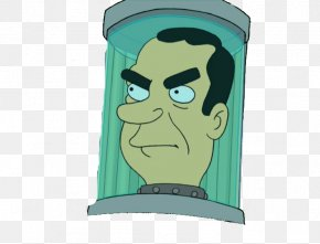 Futurama - Richard Nixon Futurama Bender Philip J. Fry United States PNG