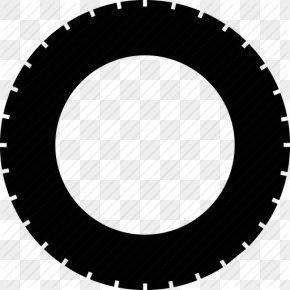Icon Vector Car Tire - Car Tire Wheel PNG