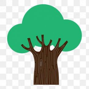 Illustration Tree Text Adobe Illustrator PNG