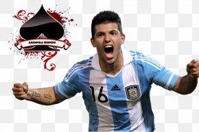 Football - Sergio Agüero Argentina National Football Team 2015–16 Manchester City F.C. Season PNG