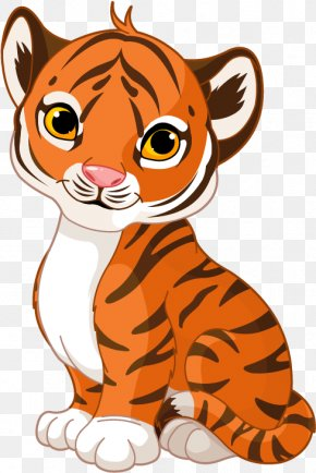Fawn Ocelot - Cats Cartoon PNG