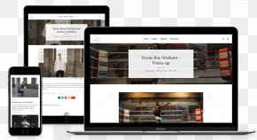 Web Presentation - Responsive Web Design Web Development User Experience PNG