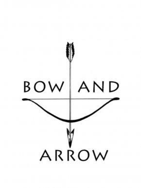 Bow & Arrow - Bow And Arrow Archery Clip Art PNG