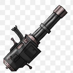 Machine Gun - Machine Gun Firearm Optical Instrument Angle Optics PNG