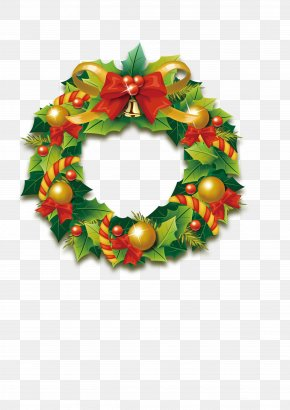 Christmas Decoration Color Circle - Christmas Ornament Wedding Invitation Christmas Decoration PNG