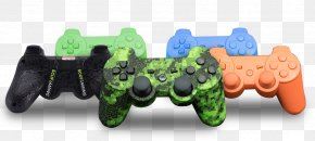 Sony Playstation - PlayStation 3 PlayStation 4 Xbox 360 Controller Game Controllers PNG